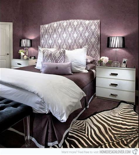 15 luxurious bedroom designs with purple color 15 ravishing purple bedroom designs