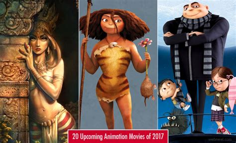 20 upcoming animation movies of 2017 3d animated movie