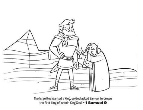 coloring pages for king saul the first king of israel is king saul coloring page netart