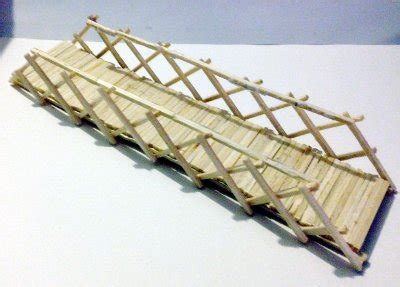 how to make a wooden bridge how to build a wooden bridge for school american hwy