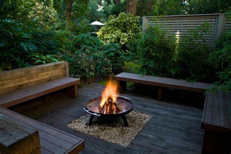 Feuerstellen Kaufen by Feuerstelle Im Garten 36 Prima Designs