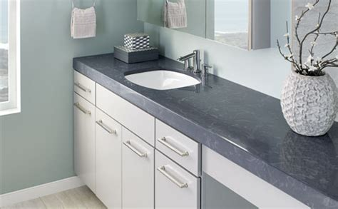 solid surface bathroom countertops and sinks