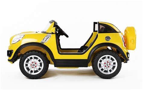 Mini Auto Elektro by Lizenz Elektro Kinderauto Mini Comberman 2 X 35w 6v