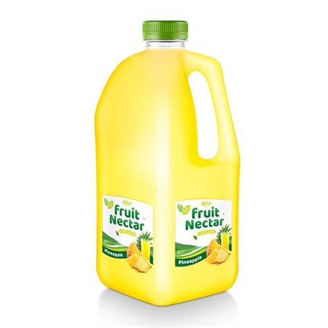 fruit nectar label products fruit nectar 2l with pineapple