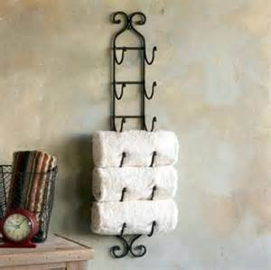 towel rack ideas for bathroom gallery for gt small bathroom towel storage