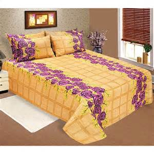 Bed Sheets Yellow Rs Cotton Bedsheets Shopping