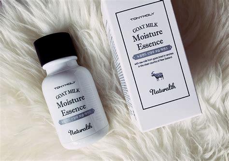 Harga Tony Moly Naturalth Goat Milk Moisture Lotion korean skincare review tony moly goat milk moisture