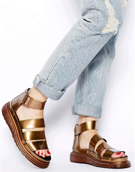 doc marten clarissa sandals dr martens dr martens copper shore clarissa chunky