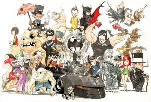 Dustin nguyen gives us this awesome group shot of the major characters