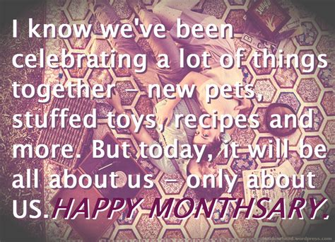 Monthsary Quotes Monthsary Quotes Inside Ur