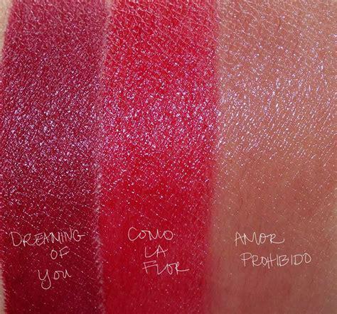 Eyeshadow Lengkap the mac selena matte eyeshadows and lipsticks take center
