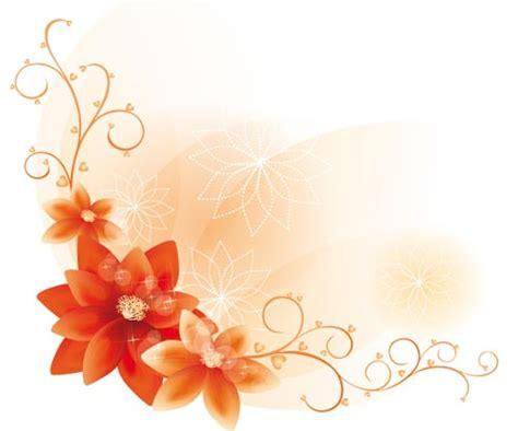 design bolder bunga flower vector frame borders