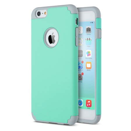Iphone 8 Layar 4 7inchi Softcase Armor Casing Cover Bum Limited iphone 6 6s ulak slim dual layer protective fit for apple iphone 6 2014 6s 4 7