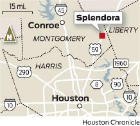 splendora texas map splendora tx