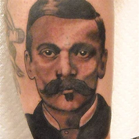 doc holliday tattoos 12 piercing doc holliday tattoos tattoodo