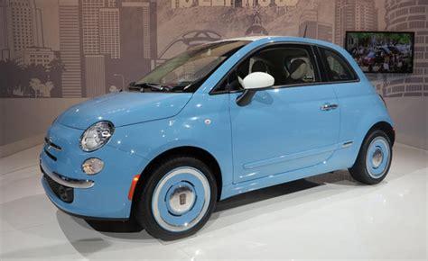 Fiat 500 1957 Edition Priced from $21,200 » AutoGuide.com News