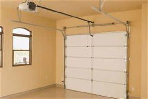 manually open garage door