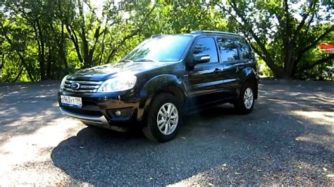 2009 Ford Escape Engine by 2009 Ford Escape Start Up Engine And In Depth Tour