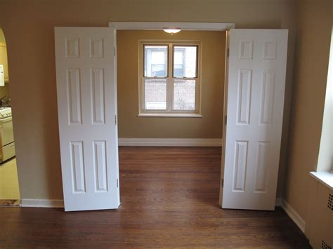 door and room the house in the city apartment renovation barn door solution
