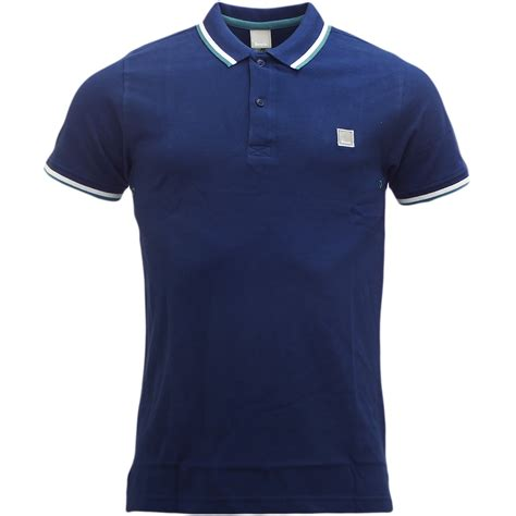 polo shirt bench mens bench plain polo shirt short sleeve blue s m l xl xxl
