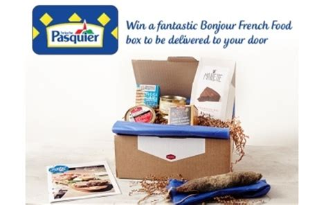 Food Boxes Delivered To Your Door by Now Magazine Prize Draw Gourmet Food