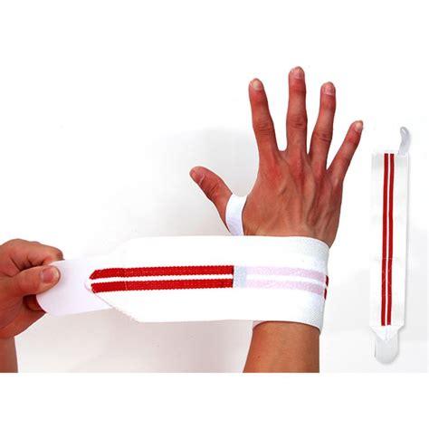 Wrist Band Lifting Support Fitness Tali Beban sport workout wrist wrap bandage weight lifting support wristband