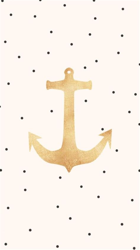 girly nautical wallpaper anchor iphone wallpaper or print out for baby girl s