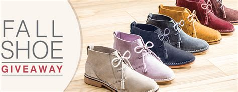 Shoe Giveaway Contest - hush puppies footwear 2017 shoe sweepstakes 100 prizes