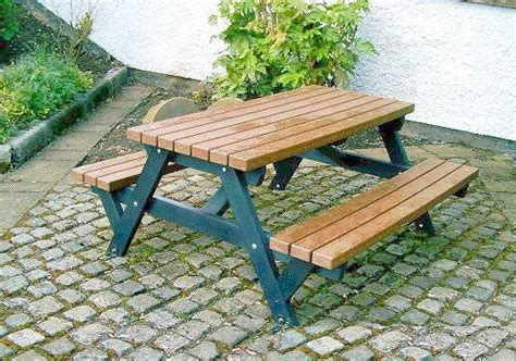 picnic benches for schools word of design limited eco furniture picnic tables