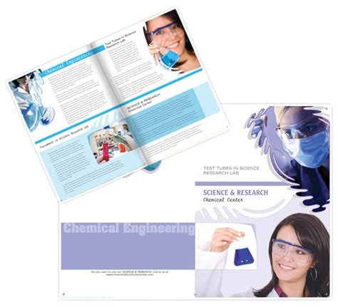 engineering brochure templates free engineering college brochure design