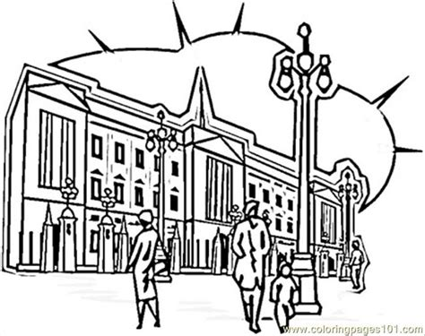 coloring pages for telephone booth london coloring pages
