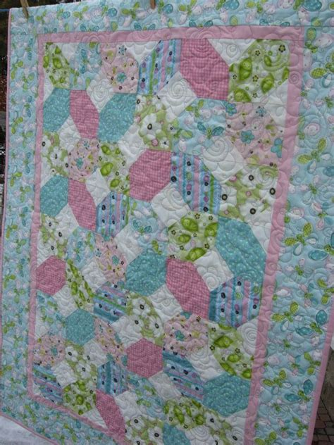 Hugs And Kisses Baby Quilt by Hugs And Kisses Baby Quilt X S And O S Baby Quilt