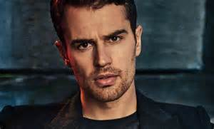 theo james grew up listening to hip hop playing