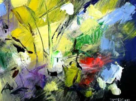 pittori di fiori quadri floreali e paesaggi astratti pittore mario