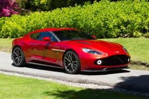 Aston Martin Concept Cars 2016 Aston Martin Vanquish Zagato Concept Images