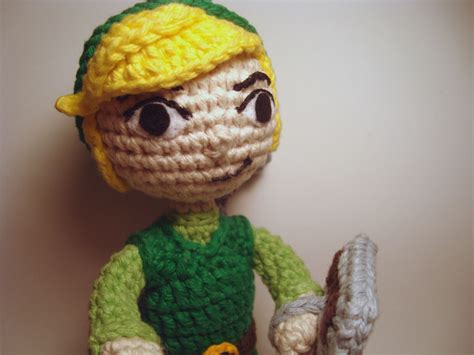 crochet pattern zelda nerdigurumi free amigurumi crochet patterns with love
