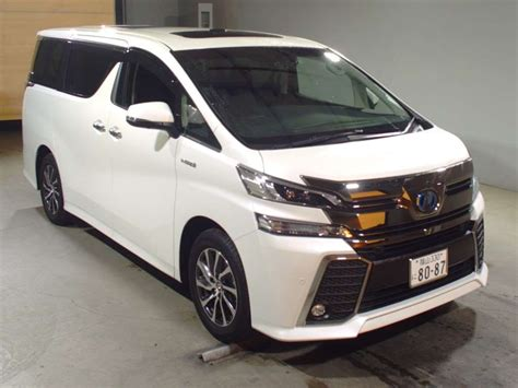 2016 Toyota Alphard X 2 5 A T up to 10 000 toyota alphard and vellfire hybrid