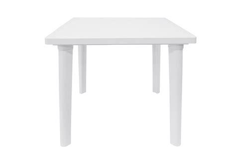 tavoli bianchi noleggio tavoli tavoli quadrati in plastica bianchi