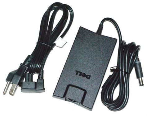 Adaptor Dell Pa 3e 19 5v 4 62a dell pa 3e 90w 19 5v 4 62a ac adapter includes power cable