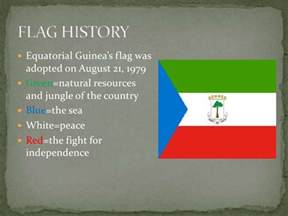 what do the colors equatorial guinea