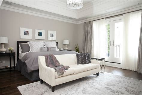 Charming Living Room With High Ceilings Decorating Ideas #9: Staggering-Chaise-Lounge-Sofa-decorating-ideas-for-Bedroom-Contemporary-design-ideas-with-Staggering-area-rug-bedroom.jpg
