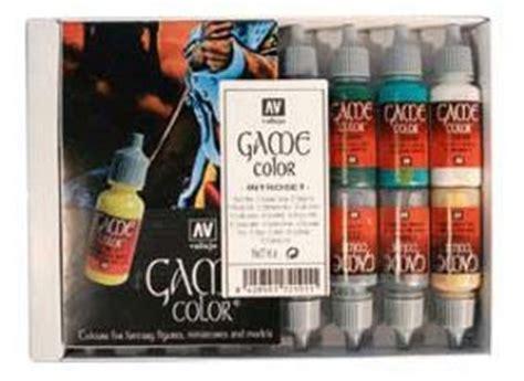 Vallejo 72067 Cayman Green Model Kit Paint color specialist set 16 colors vallejo 72297
