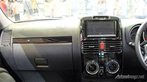 Airbag Penumpang Teriosrush daihatsu terios facelift sudah diluncurkan dengan nama varian baru
