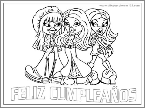 Free Coloring Pages Of Beb 233 Feliz A 241 O Nuevo Feliz Cumpleanos Coloring Pages