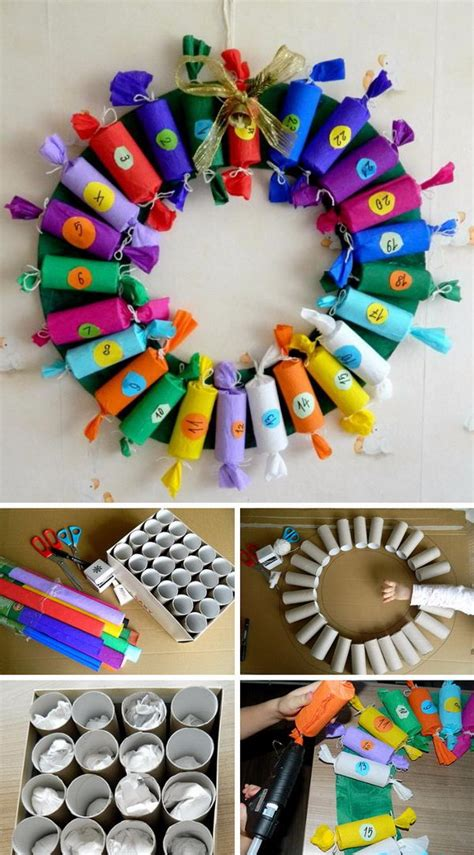 ideas to make your own advent calendar 20 diy advent calendar ideas tutorials