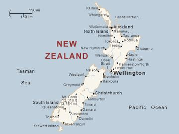 new zealand guide    national geographic