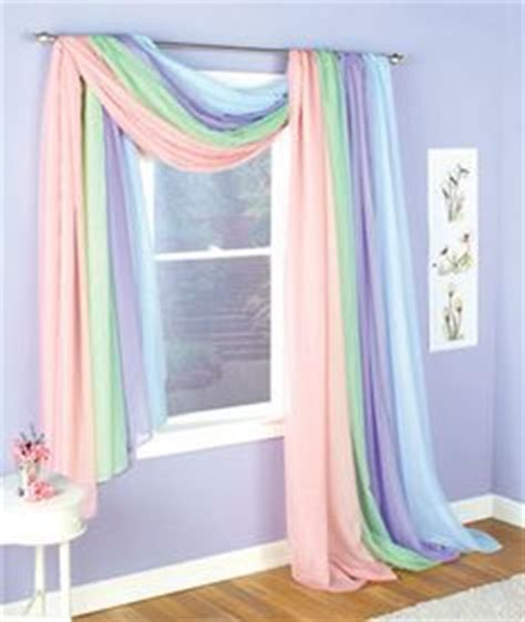 Scarves For Windows Designs Sheer Window Scarf Ideas On Pinterest Window Scarf Window Treatments And Ombre