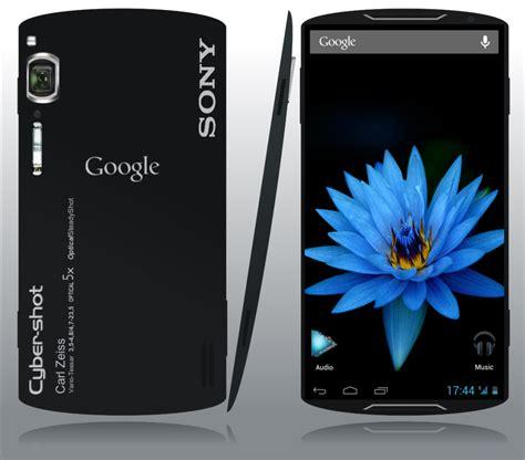 sony nexus sony xperia nexus features 18mp spicytec