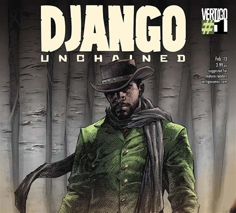 unchained books django unchained comic book review piratewave