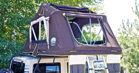 enjoy the sky with this rugged tent